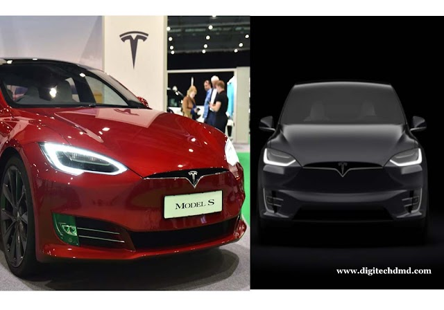 Tesla recalls nearly 50,000 Model S and X cars in China over faulty suspension
