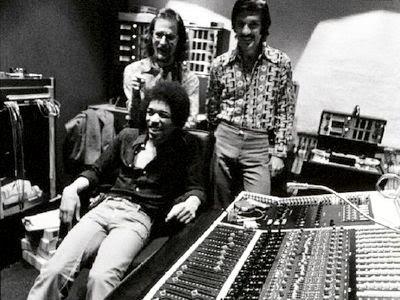 Electric Lady Studios - 1970