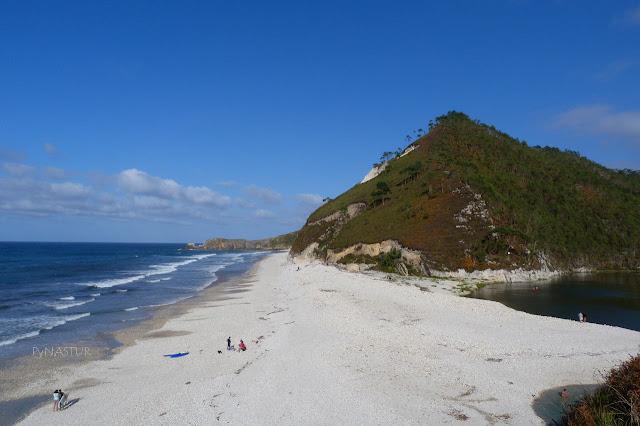 Playa de San Antolín - Asturias