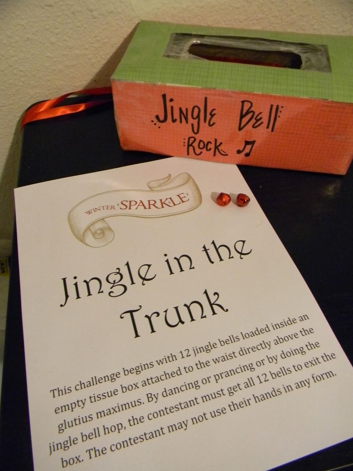 Pinning with Mrs. Pennington: Christmas Games