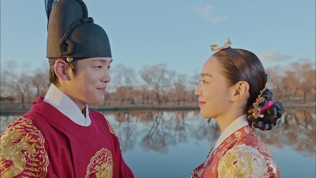 ending mr queen ratu kim so yong dan raja cheoljong happy ending bahagia