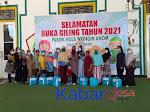 Selamatan Buka Giling PG Wringin Anom Situbondo Membagikan 70 Paket Sembako