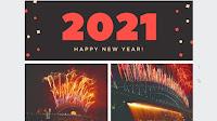 Fare gli auguri di Capodanno e buon anno 2021 con messaggi personalizzati