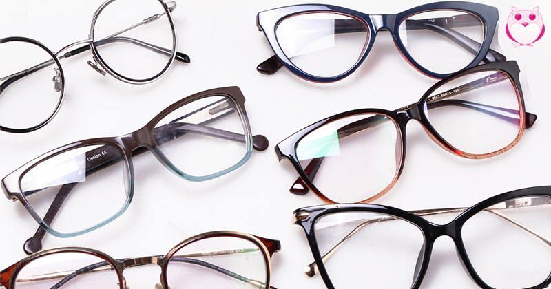 Melhor modelo de óculos para cada tipo de rosto.