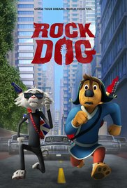 Rock Dog: No Faro do Sucesso - Dublado