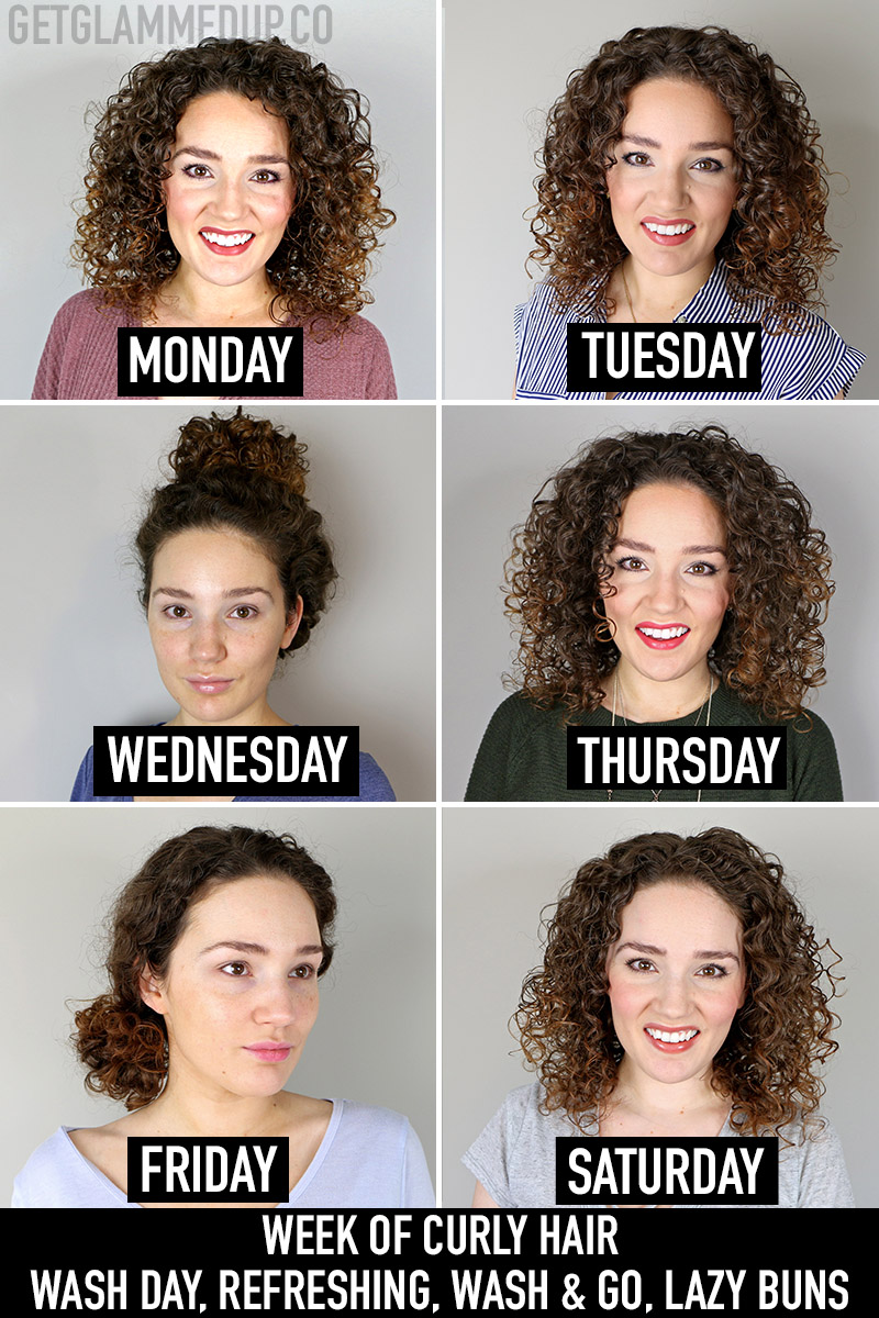 Week of Curly Hair
