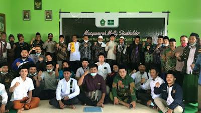 Gali Nilai Moderasi  Agama-Agama, Lakpesdam  PWNU NTB  Gelar Musyawarah  Multi Stakeholder