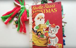 Kitty Witty Papercraft Christmas Journal