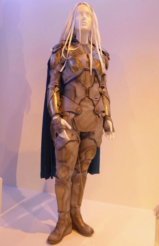 Tessa Thompson Valkyrie costume Thor Ragnarok