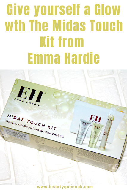 Get the Midas Touch with Emma Hardie Skincare - GWP