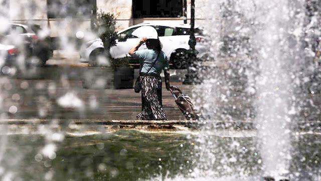 Ολοένα και πιο συχνοί οι πρώιμοι καύσωνες του Ιουνίου στην Ελλάδα