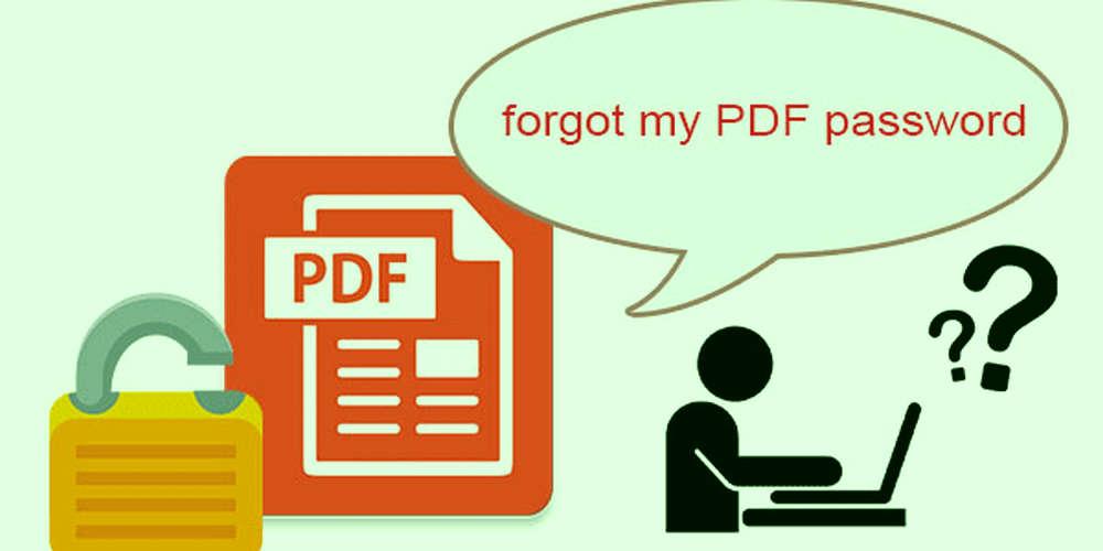 Download và cài đặt PDF Password Recover Pro 4 Full Key, Phần mềm phục hồi và phá mật khẩu File PDF .