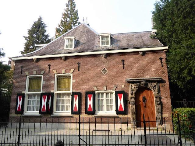 antico edificio Utrecht