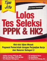 Buku - Lolos Tes Seleksi PPPK & HK2