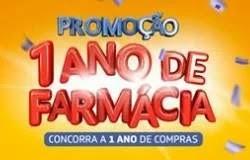 Cadastrar Promoção Drogal 2019 - 1 Ano Farmácia Grátis e Carro 0KM