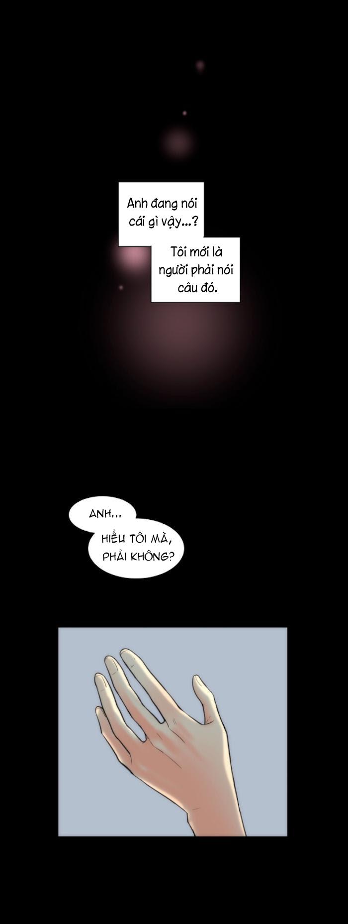 Dấu Hôn Chap 18 Trang 34