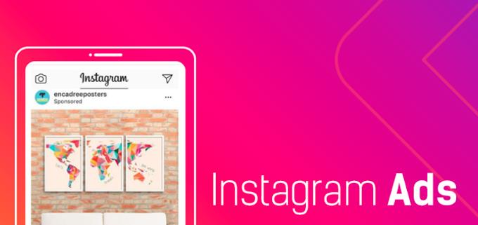 Habemus publicidade no Instagram!