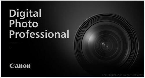 برنامج, كانون, الرسمي, لتعديل, ومعالجة, الصور, الخام, RAW