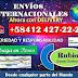 Envíos Internacionales en Rubio