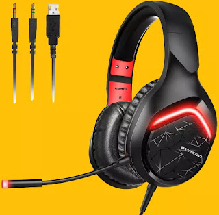 gaming headset with bluetooth