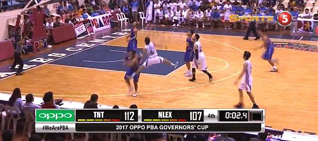 TNT def. NLEX, 112-107 (REPLAY VIDEO) September 13