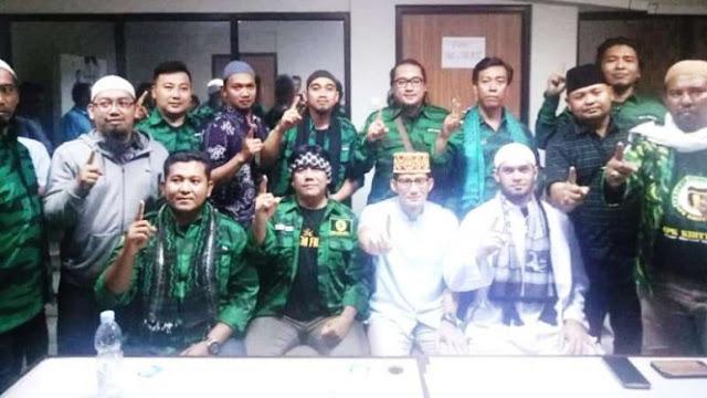 Gerakan Pemuda Ka'bah Khittah DIY Siap Menangkan Prabowo-Sandi