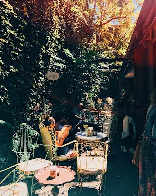 Cafes cafe para trabajar estudiar en buenos aires foto el patio