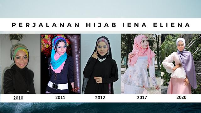 Perjalanan Hijab Cik Programmer Yang kuat Melawa