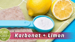 karbonat ve limon