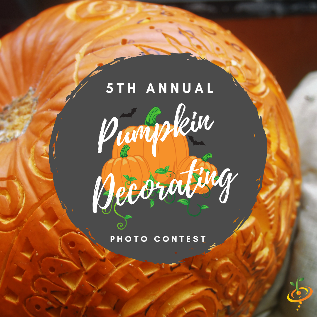 ENTER OUR 5TH ANNUAL PUMPKIN CARVING CONTEST