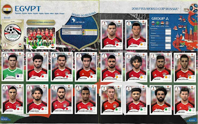 PES 6 Facepack Egypt National Football Team World Cup 2018