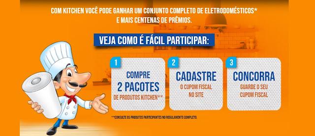 Promoção Papel Kitchen Minha Casa Novinha Folha - Guardanapos e Papel Toalha