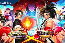 BIG UPDATE : KOF Allstars x Samurai Showdown | Bocoran Update Kof Allstar Global