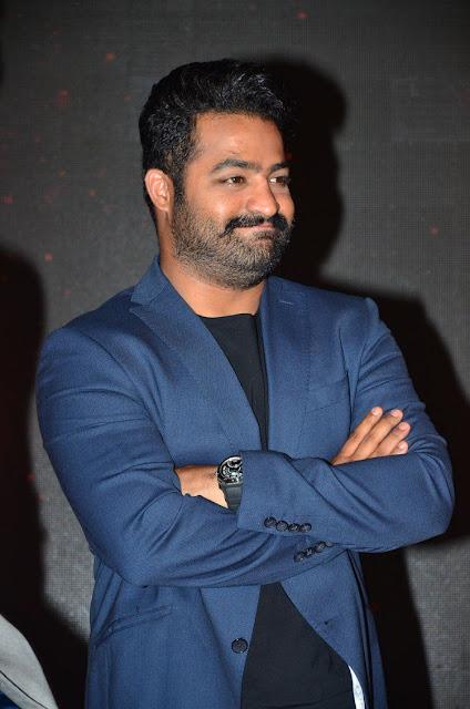 Jr NTR at Bigg Boss Telugu Press conference