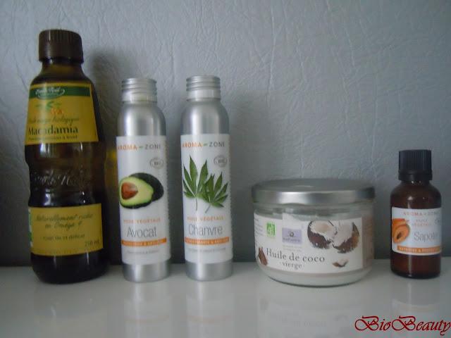 biobeauty les huiles qui ont sauv mes cheveux. Black Bedroom Furniture Sets. Home Design Ideas