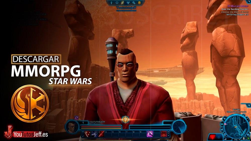 Brutal MMORPG, Descargar Star Wars The Old Republic para PC Gratis