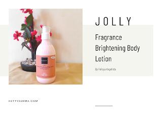 Jolly body lotion