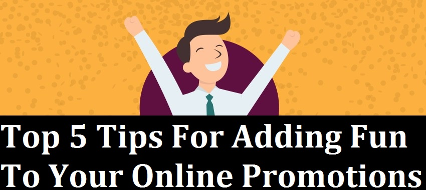 Online Promotion Ideas