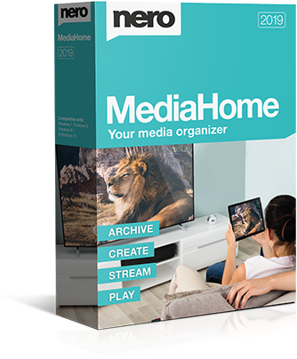 Nero MediaHome 2019 License Key [Legally]