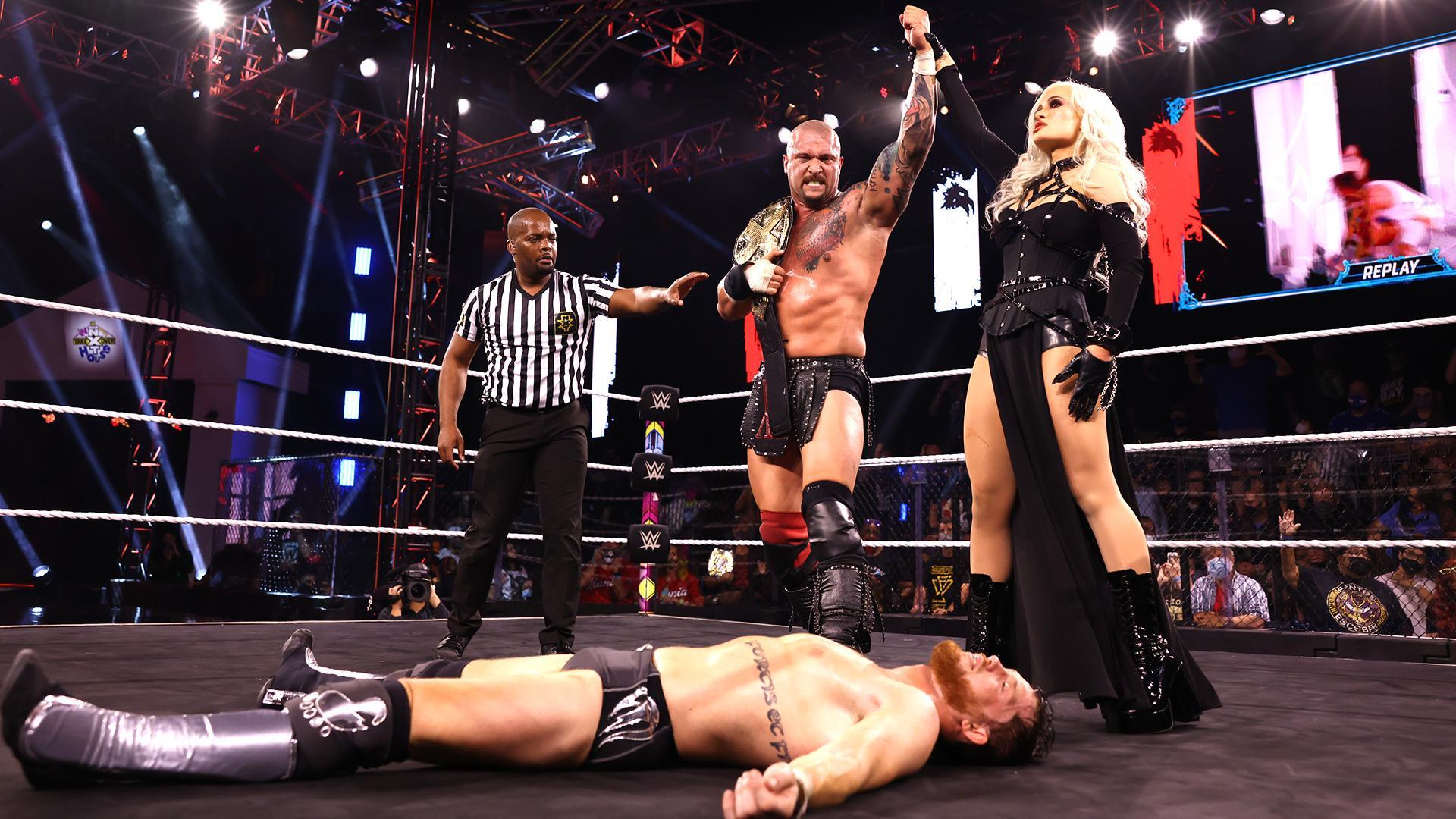 "Cobertura: NXT TakeOver ""In Your House"" 2021 – Nova era!"