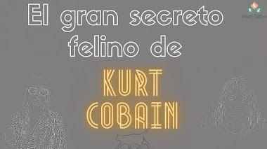 El gran secreto felino de Kurt Cobain