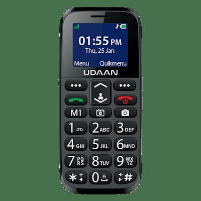 SENIOR WORLD Dual Sim Phone
