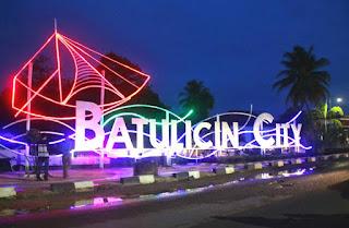 Kota Batulicin