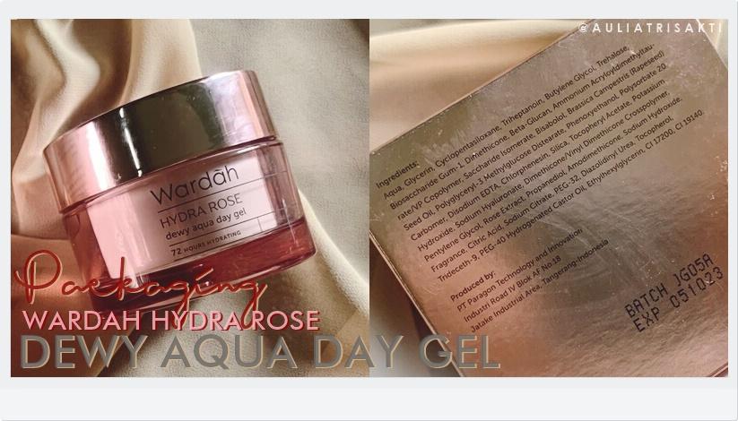 Wardah Hydra Rose Series Solusi Perawatan Kulit Kering Bekika Room