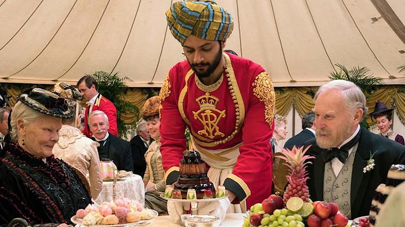 Fotograma: La reina Victoria y Abdul (2017)