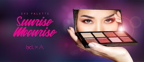 Review Althea X BCL Sunrise Moonrise Eye Palette