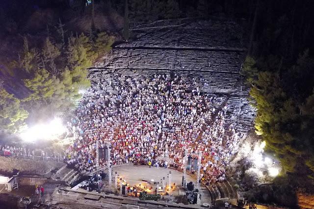 Ανακοινώθηκε το πρόγραμμα του Φεστιβάλ Άργους Μυκηνών 2019