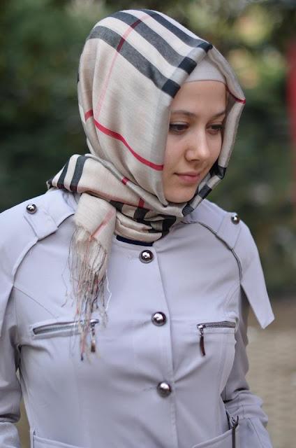 ногайка в хиджабе