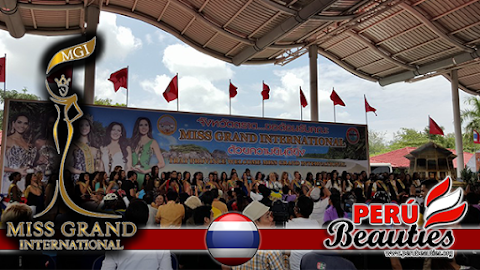 Tours en la provincia de Trat - Miss Grand International 2015