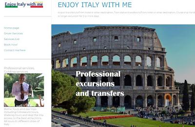 creazione sito web NCC Roma
